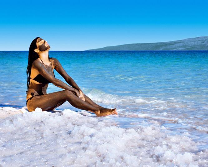 Заболевания которые лечатся на Мертвом море